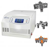 Quality Professional BT5C Low Speed Centrifuge / Benchtop Multi Pipe Centrifuge for sale