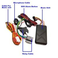 Buy GPRS/GSM/GPS Tracker Motorbike GPS tracker car tracking device with relay ACC at wholesale prices