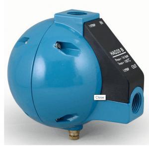 China Auto Drain Valve Screw Air Compressor Parts Blue Ball Safety Automatic Drain Valve on sale