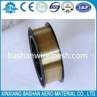 Quality High quality walking wire cutting electrode copper wire by bashan for sale