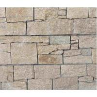 Quality Cladding Natural Cultured Stone Panels For Village Flower Bed for sale