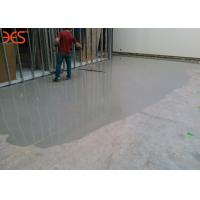 Quality White Water based Powder Self Leveling Floor Compound with High Fludity for sale