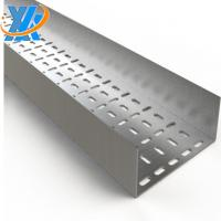 Buy cheap Flexible galvanized ladder type cable tray, ladder rack cable trays(width:50mm-1200mm) from wholesalers