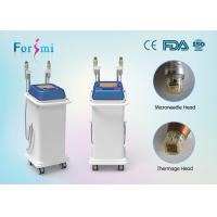 Quality 0.5-3mm 5MHz rf tech  auto micro needle therapy system for acne scar removal and face lift for sale