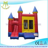 Quality Hansel inflatables castles,water park slides for sale,inflatable kids beds for sale