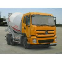 Quality Dongfeng 6*4 NG engine 8cbm concrete mixer truck for sale