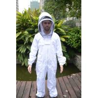 Quality 100% Cottoon NZ Model and Good Resistant Beekeeping Protective Clothing for sale