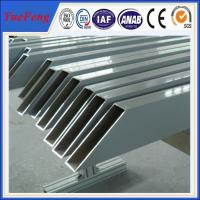 Buy aluminum tube anodized colored/ Custom aluminum profile tube/ aluminum alloy at wholesale prices