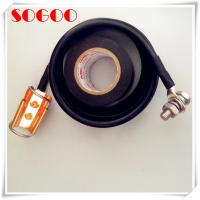 Quality 0.8m / 16mm Universal Grounding Kit Feeder Cable Clamp For Tower Installation for sale