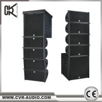 China CVR Pro Audio Factory 10 inch line array &18 inch sub-bass sound system W-102P&W-181P powered for sale