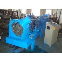 China Solid Bottom Cable Tray Roll Forming Machine, Economical Design Cable Tray Production Line on sale