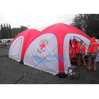 Quality Large Medical Inflatable Tents Dome Portable Canopy Shelter For Hospital for sale