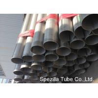 Buy ERW Stainless Steel Heat Exchanger Tube EN1.4311 TP304LN For Pharmaceuticals at wholesale prices