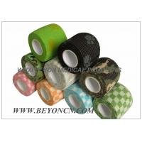 Quality Bitter taste Cohesive Bandage, self-adhesive bandage with denatonium benzoate for sale