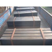Buy cheap Iron High Cr Impact Plates Alloy Steel Castings More than HRC60 DF054 from wholesalers