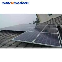 Quality Wholesale 1KW,2KW,3KW,5KW,10KW,20KW,30KW solar energy systems price home power solar system for sale