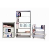 Quality Metal Open Book Racks for sale