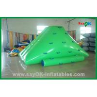 Quality PVC Funny Inflatable Iceberg Inflatable Water Toys For Children for sale