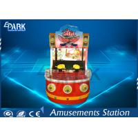 Quality Attractive 2 players Factory price Hero island coin operated arcade game machine for sale