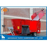 Quality Multilift System Type TMR Fodder Processing Wagon Machine Used in Livestock Farm for sale