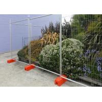 Quality Swimming Pools Temporary Construction Fence Panels / Building Site Fencing for sale