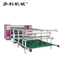 China large format sublimation heat press transfer machine 1200mm for mouse pad yoga pad in Hongkong on sale