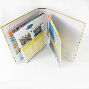 China Brochure printing, glossy / matt lamination duplex board Color Booklet Printing Service on sale