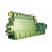 Quality 400V 1800KW Industrial Generator Set Four Stroke Turbocharged Diesel Engine for sale