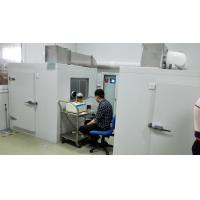 Quality 3M³ Environmental Test Chambers Clean Air Delivery Rate Testing Single Phase 50-300 V for sale