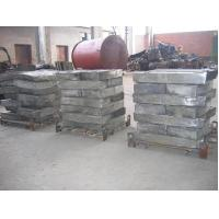 Quality Large Capacity Cement Mill Liners / Wear Resistant Casting for sale