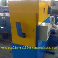 Quality Automatic Downpipe Elbow Machine / Downspout Cold Roll Forming Machine for sale