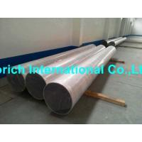 Quality JIS G 3460 Round Carbon And Nickel Steel Pipe For Low Temperature Service for sale
