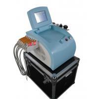 China Cavitation Tripolar RF Vacuum Laser Liposuction Equipment for sale