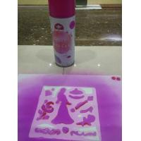 Buy cheap Water Based Temporary Spray PaintDIY Chalk Washable Easily To Remove from wholesalers