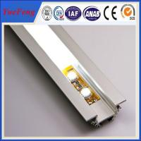 Quality New! customized design/OEM order available lighting profil aluminium supplier for sale