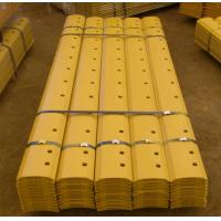 Motor Grader Blade 5D9553 with 13 holes double beveled curved blades for bulldozer D6 D8 bucket  carbon steel for sale