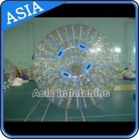 Outdoor Commercial Grade Inflatable Grass Zorb Ball , Inflatable Zorb Ball for sale