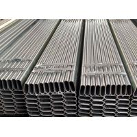 Quality Circle / Square / Rectangle / Ellipse galvanized, oiled, black Welded Steel Pipes / Pipe for sale