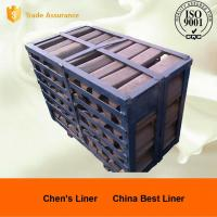Quality Chrome Molybdenum Alloy Steel Castings Packed In Pallets For Abrasion for sale