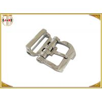Quality OEM Service Stainless Steel Buckles With Pin , Stainless Steel Roller Buckle for sale