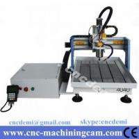 Quality desktop mini cnc router for wood cutting ,metal engraving 4040 (400*400*120mm) for sale
