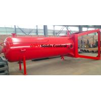 Quality Solids control mud gas separator poor boy at oilfield for sale for sale