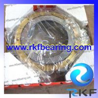 China Single Row Brass Cage Cylindrical Roller Bearing N318E FAG Bearing Distributor on sale