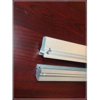 Quality LED Light Silvery 6063 T5 Industry Heat Sink Aluminum Profiles Length 560mm for sale