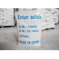 Quality Natural High Whiteness Barium Sulfate Paint Grade Baso4 Cas NO 7727-43-7 for sale