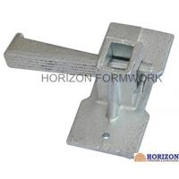 Quality Manufacture of Galvanized Wedge Rapid Clamp from China Rapid bar clamp for sale