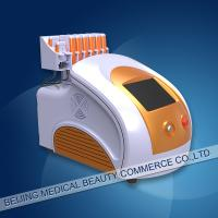 Buy Portable Laser Liposuction Equipment , Cavitation RF Multifunction Beauty Machine at wholesale prices