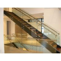 Quality Stainless Steel Standoff for Staircase Balcony Glass Railing Design for sale