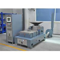 Buy Professional Vibration Table Testing Equipment With Slip Tables 800×550×1520 Mm at wholesale prices