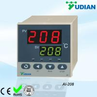 Buy Economic Relay / SSR Digital Temperature Controller AI-208 with 0 - 2 alarm at wholesale prices